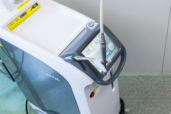 小石歯科 | レーザー治療